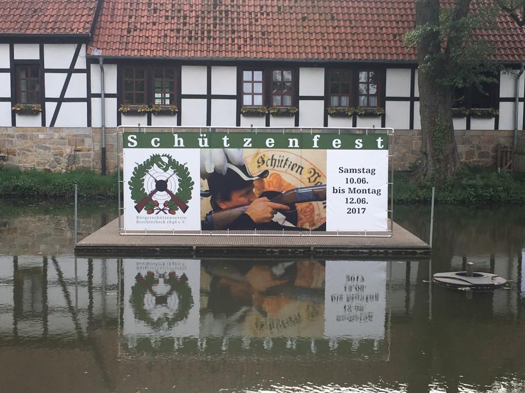 Plakat Mühlenteich Mai 2017
